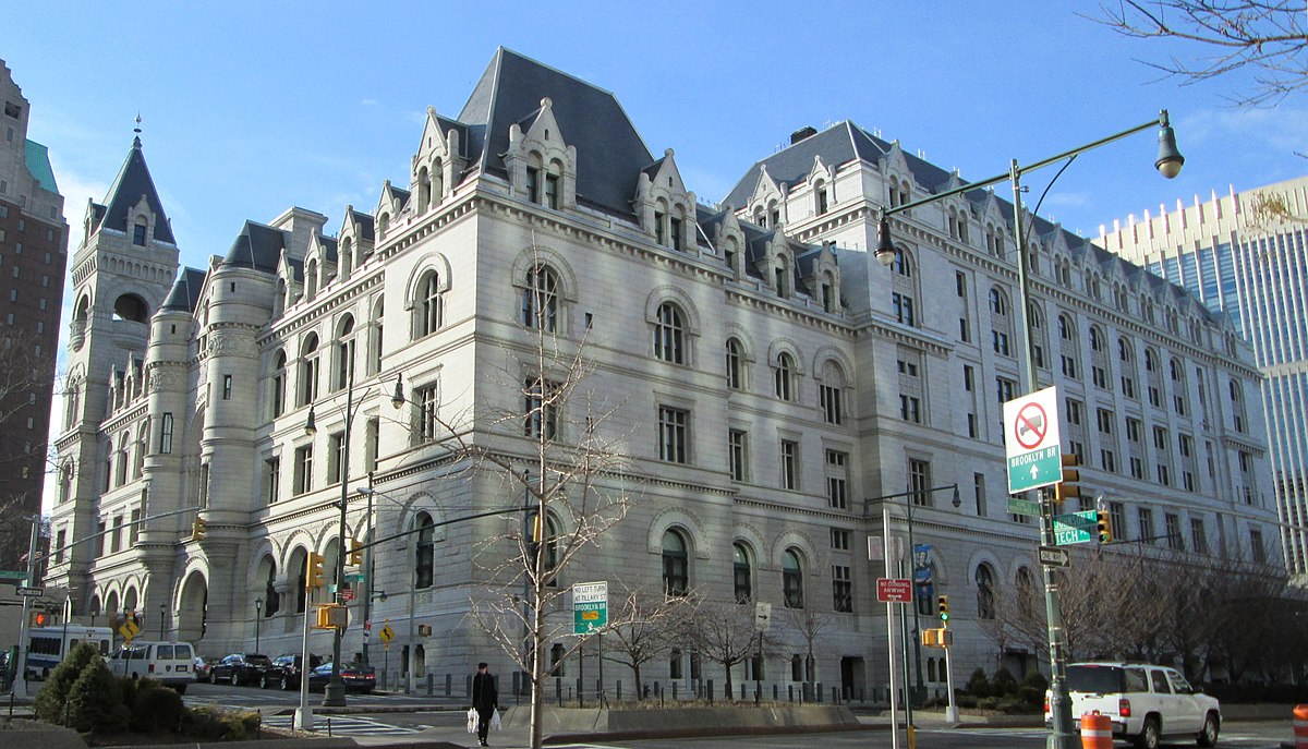 Federal Building and Post Office (Brooklyn) - Wikipedia