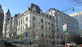 Federal Building and Post Office (Brooklyn) United States historic place