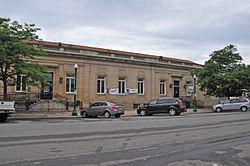 cortland county office building
