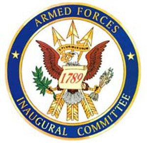 Joint Task Force National Capital Region - Image: US Armed Forces Inaugural Committee Insignia