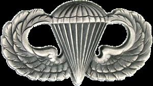 Uncommon Valor: A Vietnam Story - Image: USA Parachutist