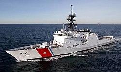 USCG National Security Cutter BERTHOLF (WMSL-750)