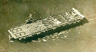USS <i>Admiralty Islands</i> Casablanca-class escort carrier of the US Navy