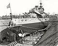 USS Oregon in dry dock, 1898.jpg