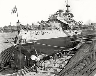 USS Oregon (BB-3) - Oregon