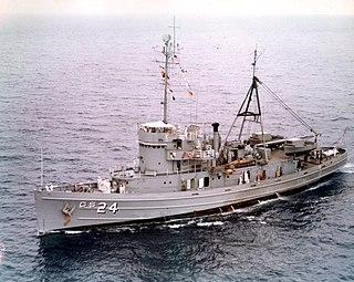 USS <i>Serrano</i> (ATF-112)