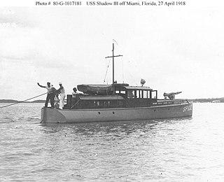 USS <i>Shadow III</i> (SP-102)