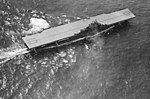 USS Yorktown (CV-10) underway at sea in 1943 (NNAM.2003.143.007).jpg