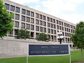 Frances Perkins Building - Department of Labor headquarters in Washington, D.C.