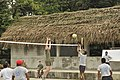 US Navy 111127-N-ZR315-106 U.S. Marines assigned to Special Purpose Marine Air Ground Task Force play volleyball with members of the Guatemalan spe.jpg