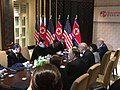 US began the bilateral meeting with DPRK (2).jpg