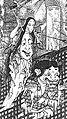 Ukibotan zenden Monster in old temple.jpg