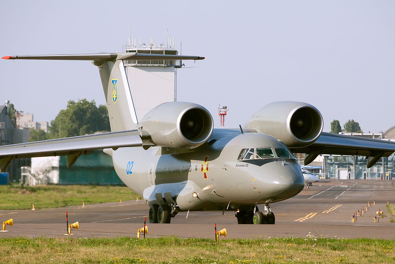 Antonov An-72 - Wikiwand