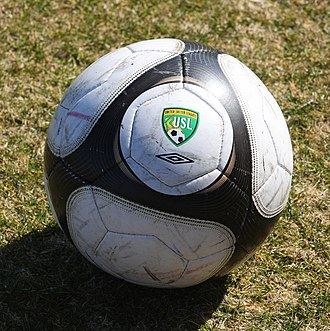 Umbro - Umbro Dynamis match ball used in the United Soccer League for the 2009-10 season