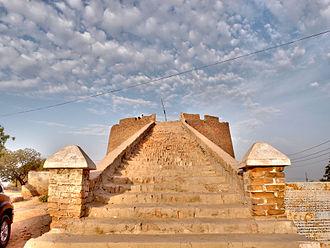 Umerkot - Umerkot Fort built by Amar Singh