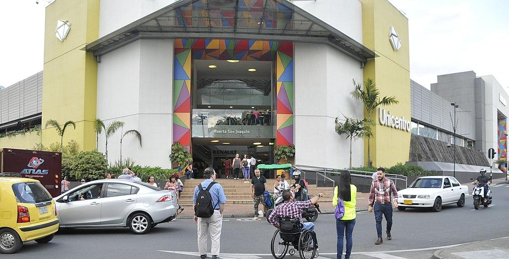 Unicentro Medellín - Puerta San Joaquín, 2017.jpg