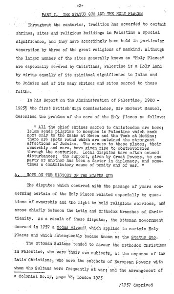 File:United Nations Conciliation Commission for Palestine Working Paper on the Holy Places.djvu
