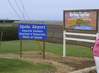 Upolu Airport - Image: Upolu Airport MCB