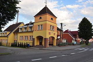 Koczała Village in Pomeranian Voivodeship, Poland