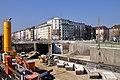 Ustrab Südtiroler Platz Umbauarbeiten 2009.jpg