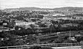 Utsikt mot Gløshaugen i Trondheim (1961) (9929989453).jpg
