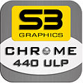 VIA S3 Graphics Chrome 440 ULP Product Logo (3D effect) (2884614206).jpg
