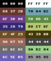VIC-II PAL Palette Map-mini.png