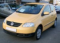 Volkswagen Fox thumbnail