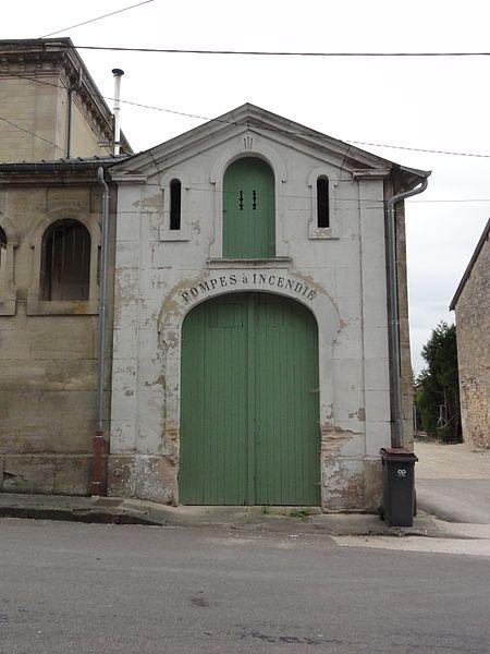 Val-d'Ornain (Meuse) Mussey, sapeurs-pompiers