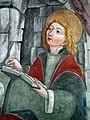 Valdaora di Mezzo-Mitterolang, San Egidio, frescos 009.JPG