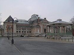 Le musée des Beaux-Arts de valenciennes.