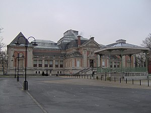 Valenciennes - Museum of Fine Arts of Valenciennes.