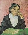 Van Gogh - L' Arlesienne (Madame Ginoux)2.jpeg