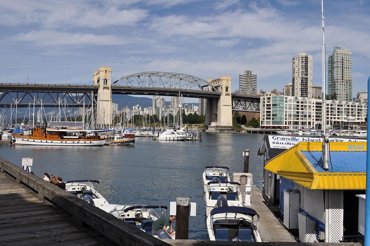 Granville Island Vancouver Things To Do