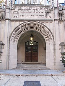 Vanderbilt University School of Medicine - Wikipedia