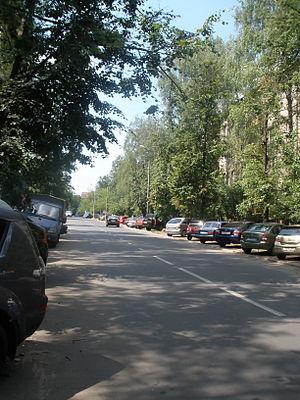 Fili-Davydkovo District - Vatutina Street, Fili-Davydkovo District
