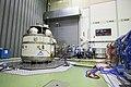 Vega-C upper stage shaker test.jpg