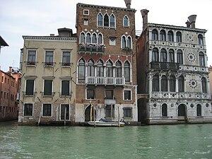 """Cinq mélodies """"de Venise"""" - Image: Venice Scene 50"""
