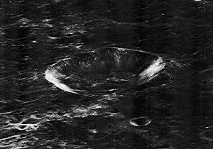 Vesalius (crater) - Image: Vesalius M crater 1102 h 1