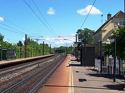 viby station