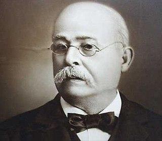 Vicente Martinez Ybor Spanish-American industrialist