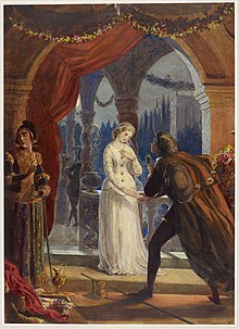 the first kiss and first sin of romeo and juliet Romeo and juliet is a play written by william shakespeare it is set in italy and is about the love between two young people from noble families that are enemies romeo and juliet has always been one of shakespeare's most popular.