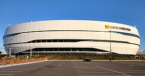Videotron Centre - Image: Videotron Centre (Construction Completed)
