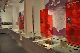 Vietnamese Women's Museum - Women in History section