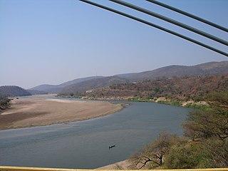 Luangwa Bridge bridge in Zambia