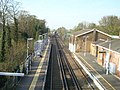 View from overbridge at Shoreham Station - geograph.org.uk - 773858.jpg