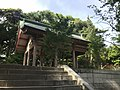 View of Emado Hall of Kashii Shrine.jpg