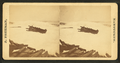 """View of the remains of the """"Warren Sawyer"""" in the surf, by Freeman, J. (Josiah).png"""