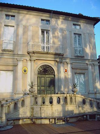 Gutta - Image: Villa Lante al Gianicolo