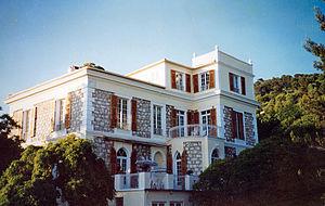 Henri Chrétien - Villa Paradou, Cap Ferrat, France